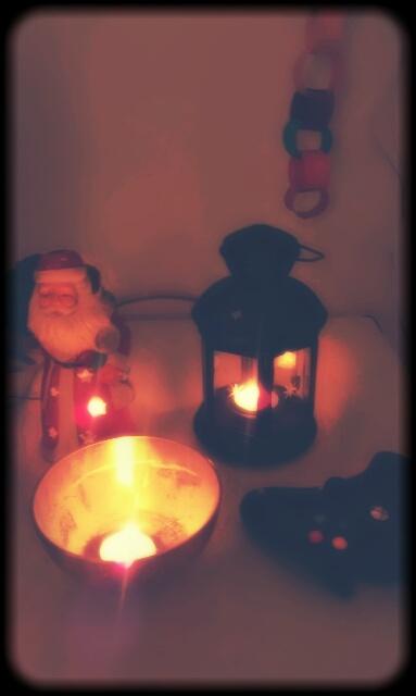 Kerzen, Nikolaus und Xbox Controller