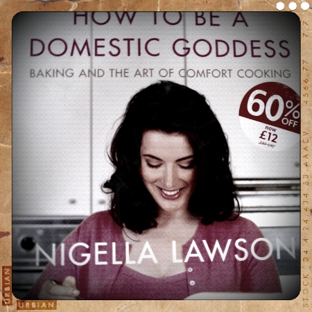 Nigella Lawson How to be a Domestic Godess