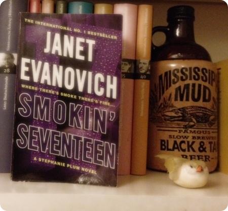 Smokin' Seventeen aus der Stephanie Plum Reihe von Janet Evanovich
