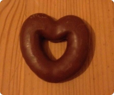 Lebkuchen Herz