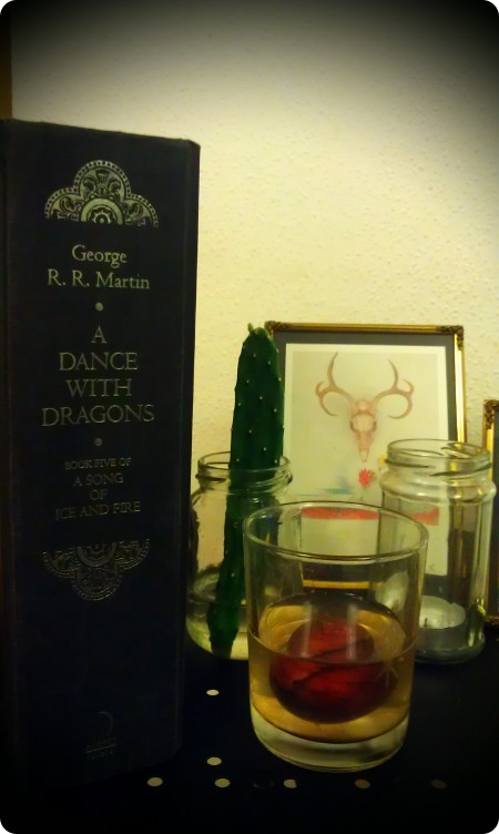 """A Dance with Dragons"" von George R. R. Martin"