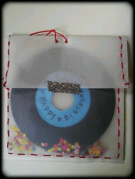 Schallplatten-Gutschein