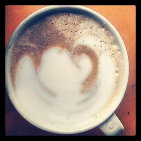 Starbucks Kaffe