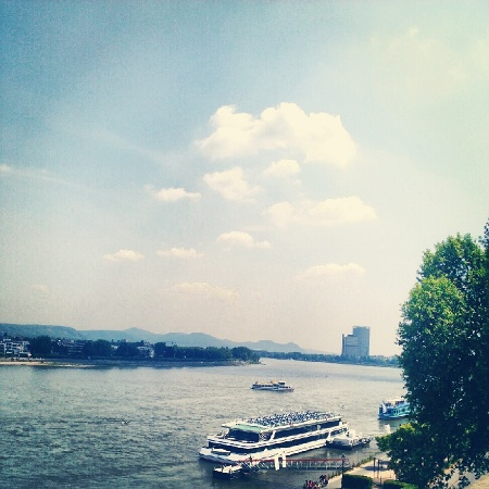 Alter Zoll in Bonn am Rhein