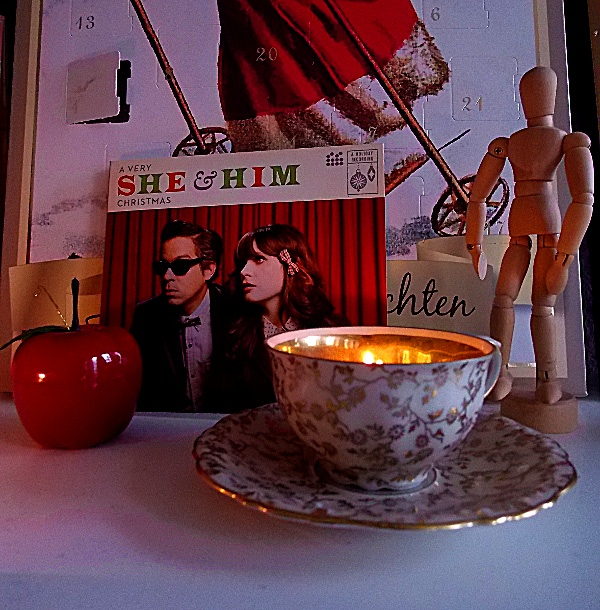 A very She and Him Christmas Weihnachts-CD