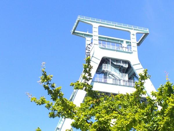 Bergbau-Museum-Bochum-Förderturm